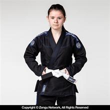 Tatami Estilo Kids Black BJJ Gi with Free Belt